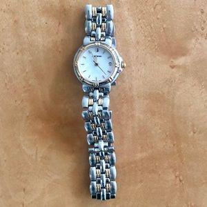 Bulova Women's Accutron Steel Watch
